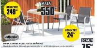 Siena/Leknes mobilier de gradina