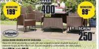 Odda/ Bork mobilier de gradina