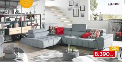 Canapea modulara Beldomo