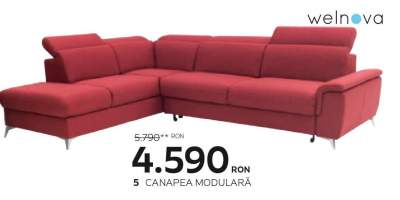 Canapea modulara Welnova