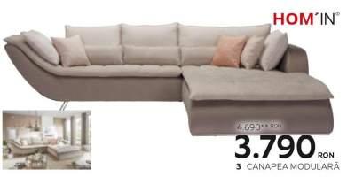 Canapea modulara Hom In