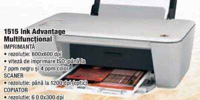 1515 Ink Advantage multifunctional HP