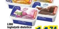 Inghetata dietetica Lido