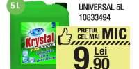 Detergent universal 5L
