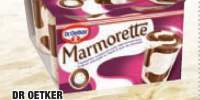 Marmorete ciocolata Dr. Oetker