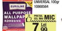 Adeziv tapet Euroline universal