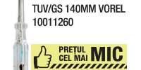 Creion de tensiune YV/GS 140 milimetri Vorel