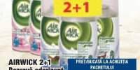 Rezerva odorizant aparat automat Airwick 2+1