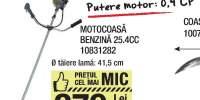 Motocoasa benzina 25.4CC