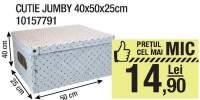 Cutie Jumby 40x50x25 centimetri