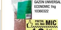 Gazon universal economic 1 kilogram