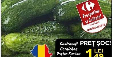 Castraveti Cornichon