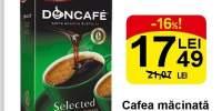 Cafea macinata Doncafe Selected