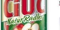 Bere cu aroma de mere rosii Ciuc Natur Radler