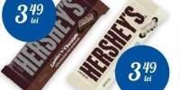 Ciocolata cu lapte cu biscuiti/ ciocolata alba cu biscuiti Hershey's