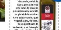 Ulei de rapita presat la rece Gusturi Romanesti