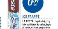 Ice Frapper La Festa