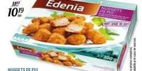 Nuggets de pui Edenia