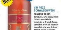 Vin roze Schwaben Wein Cramele Recas