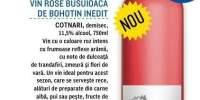 Vin rose Busuioaca de Bohotin Inedit Cotnari