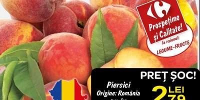 Piersici Romania