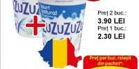 Iaurt natural Zuzu