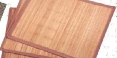Servete Bombay din bambus