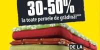 Reducere intre 30-50% la toate pernele de gradina