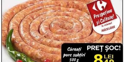 Carnati porc subtiri