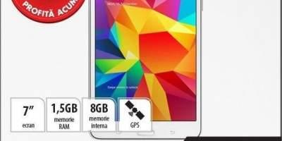Tableta Samsung galaxy Tab4 T230 7''