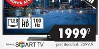 Smart Tv Led 107 cm Samsung UE42F5300