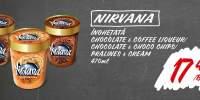 Nirvana inghetata