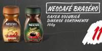 Nescafe Brasero cafea solubila diverse sortimente