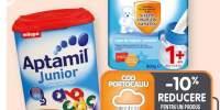 Aptamil lapte praf copii Junior 1/2