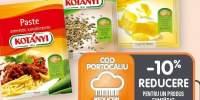 Amestec condimente paste/friptura/curcan/anason/coaja lamaie Kotanyi