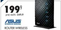 Router Wireless Dual-Band Asus RT-N53 N600