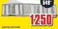 Harstad cort mare 5x8 m otel/PE