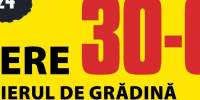 30-60% Reducere la tot mobilierul de gradina