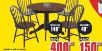 Masa si scaune Askeby