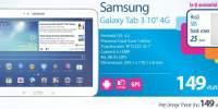 Samsung Galaxy Tab 3 10'' 4G