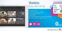 Vonino Sirius QS 7.9'' 3G