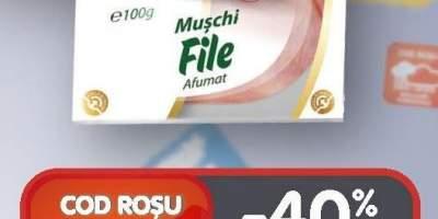 Muschi file afumat Cris-Tim