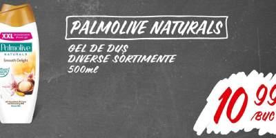 Gel de dus Palmolive Naturals