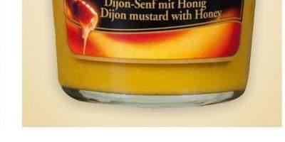 Mustar de Dijon cu miere Maille