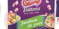 Jambon de porc Trattoria Campofrio