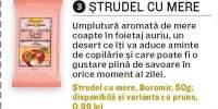 Strudel cu mere Boromir