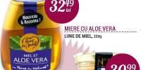 Miere cu Aloe Vera Lune de Miel