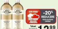 Vin Feteasca/Sauvignon Blanc Tohani