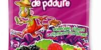 Bomboane gumate cu fructe de padure Sugus
