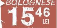 Meniu Bolognese